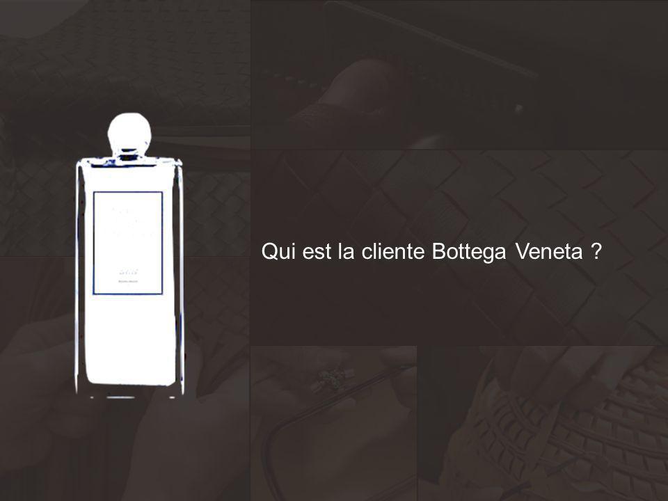 Qui est la cliente Bottega Veneta ?