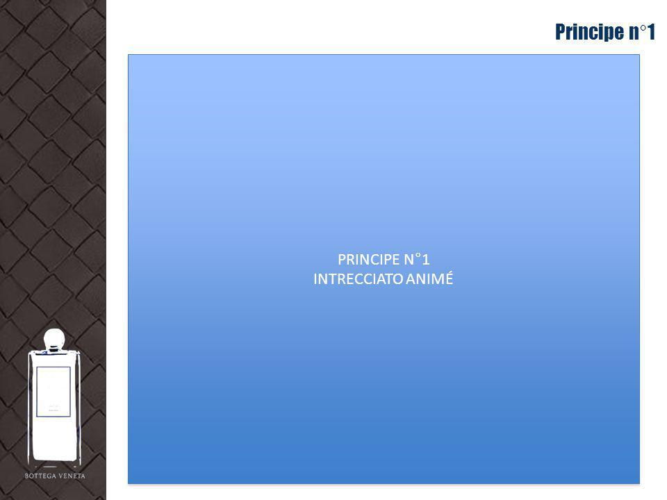 Principe n°1 PRINCIPE N°1 INTRECCIATO ANIMÉ PRINCIPE N°1 INTRECCIATO ANIMÉ