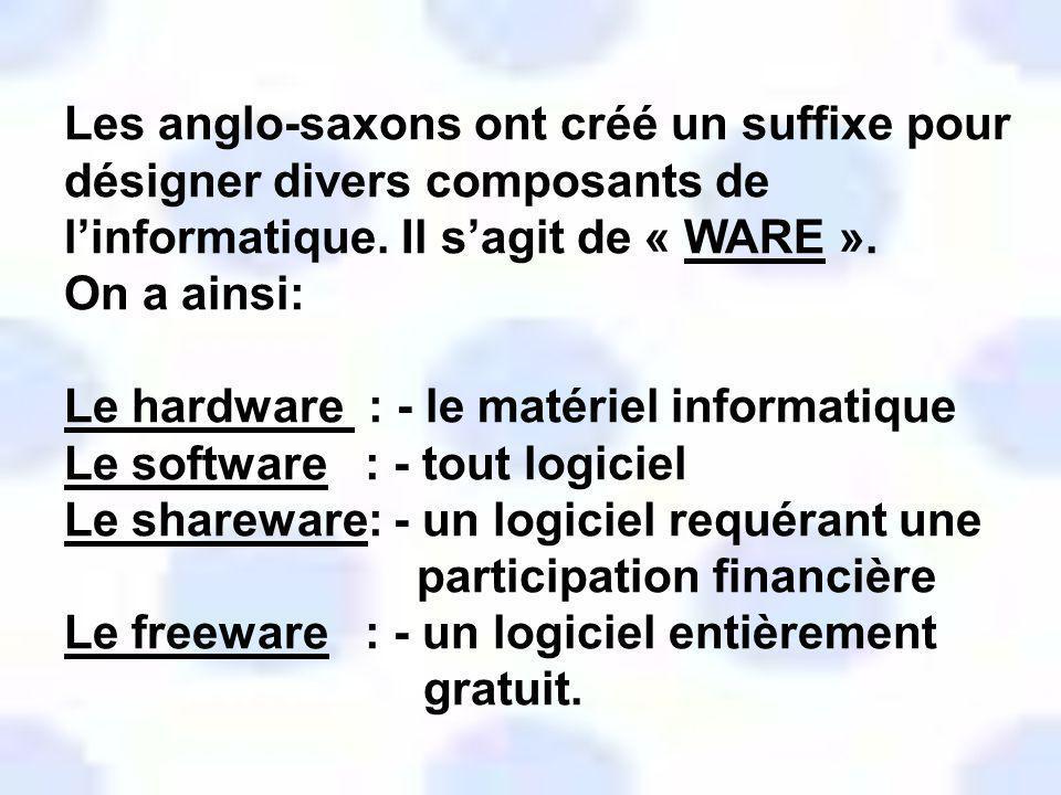 Un logiciel de la NASA Un trou nware