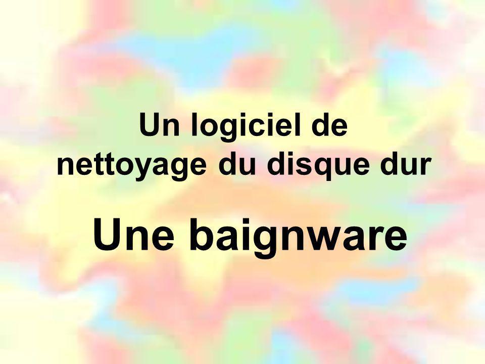 Une encyclopédie sur PC Le saveware