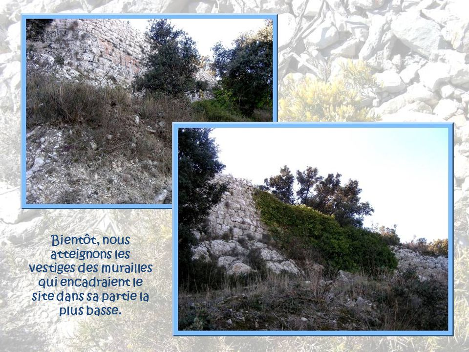 Il nous conduit à un site chargé dune histoire plus ou moins bien connue… Au XIIe siècle, les Templiers prirent possession de la Seigneurie de Marigna