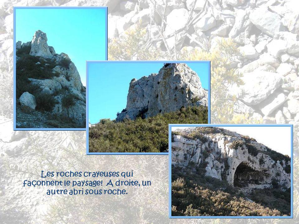 Vue sur Marignane et létang de Berre