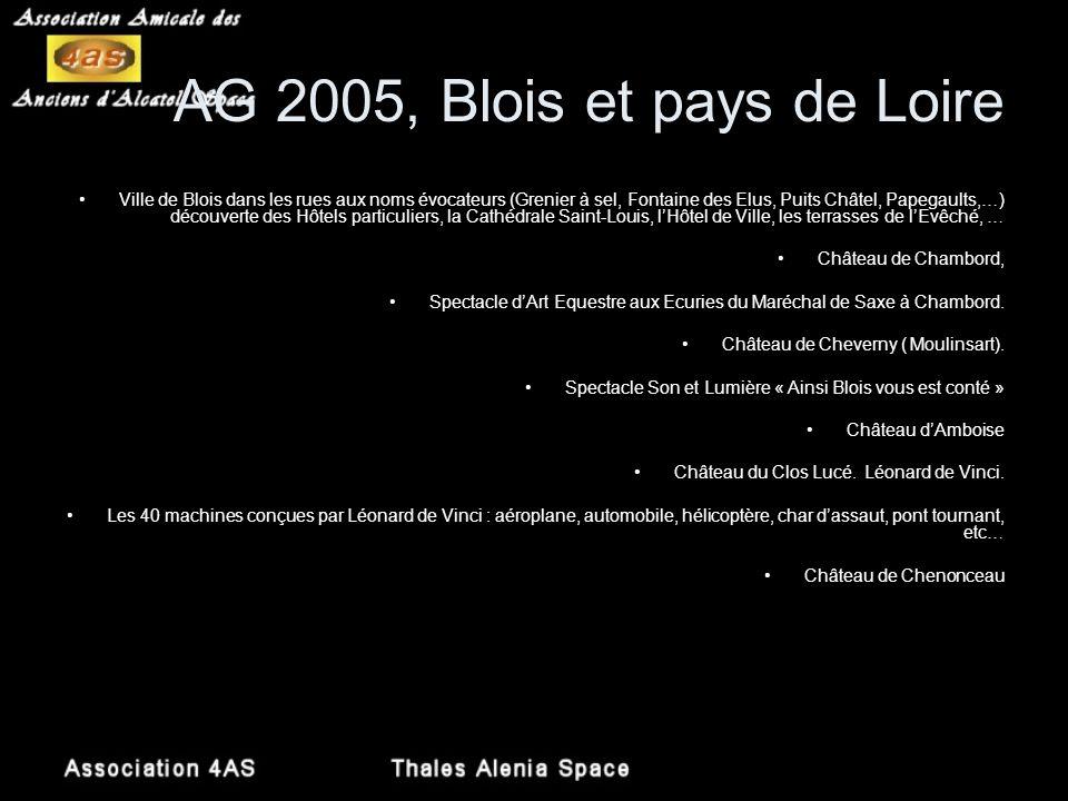 AG 2005, Blois et pays de Loire par phg