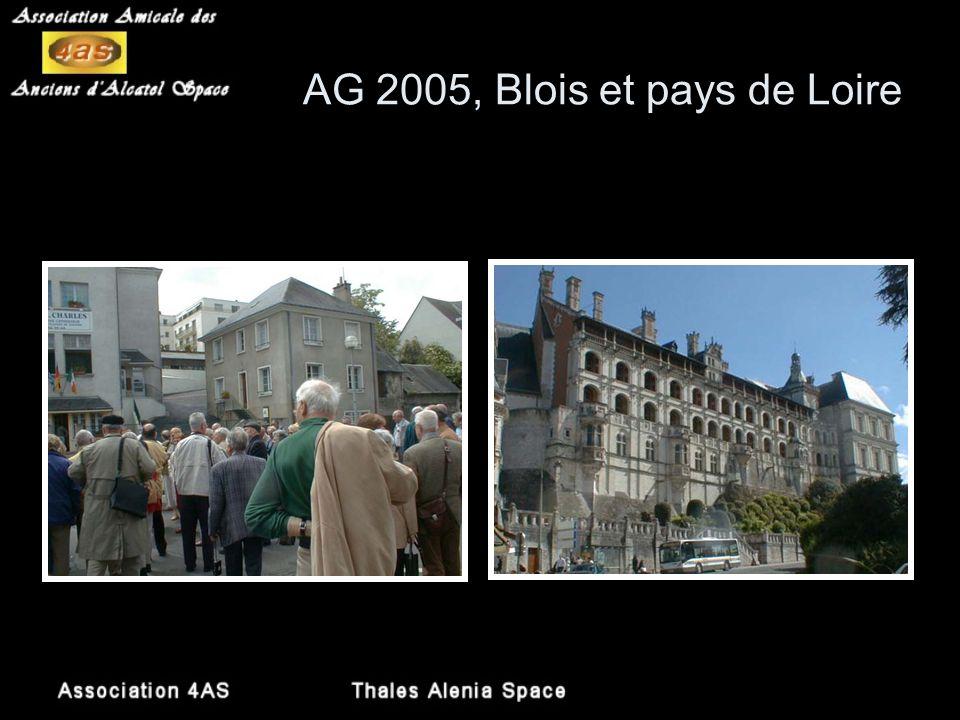 AG 2005, Blois et pays de Loire