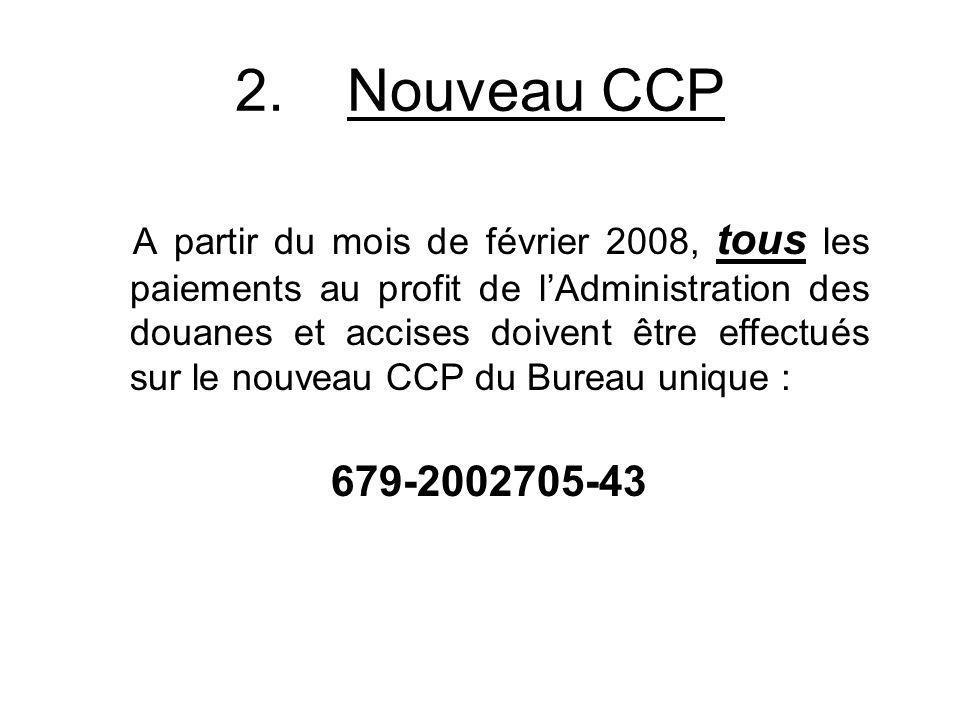 3.Le compte-client Tout titulaire dune autorisation ou dun cautionnement dispose dans PLDA dun compte-client.