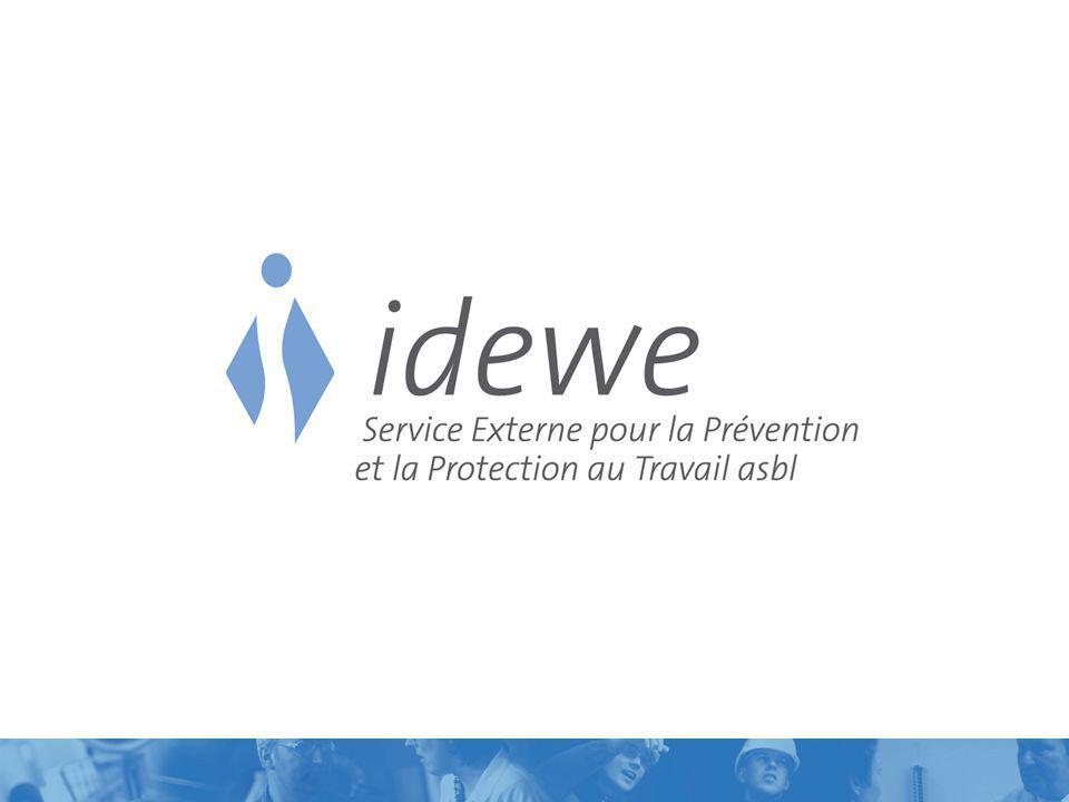 © IDEWE. Confidential.