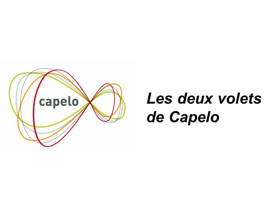 8 Les deux volets de Capelo