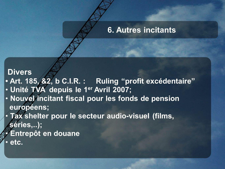 Investir en Belgique Besoin den savoir plus?.