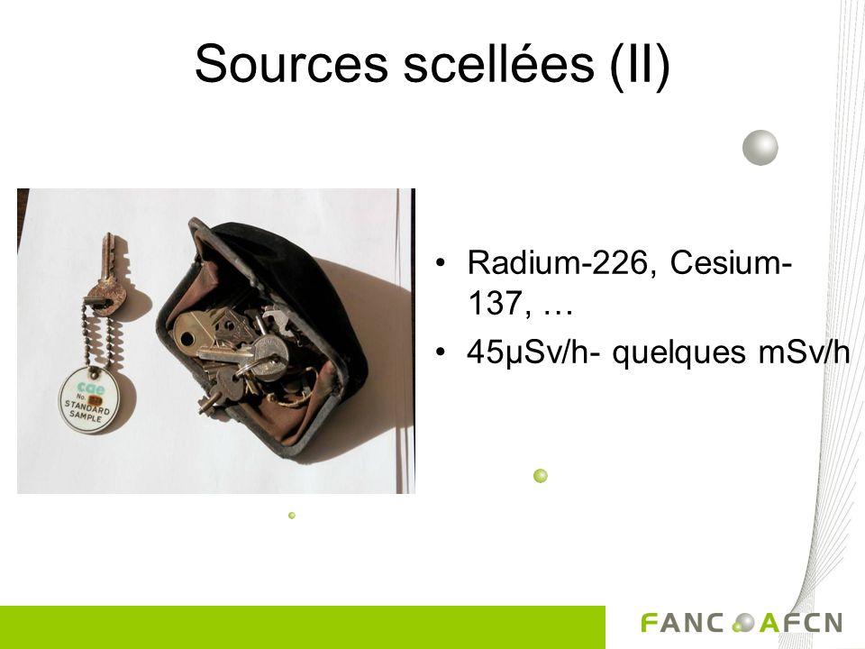Peinture luminescente (I) Altimètre Radium 8 µSv/h