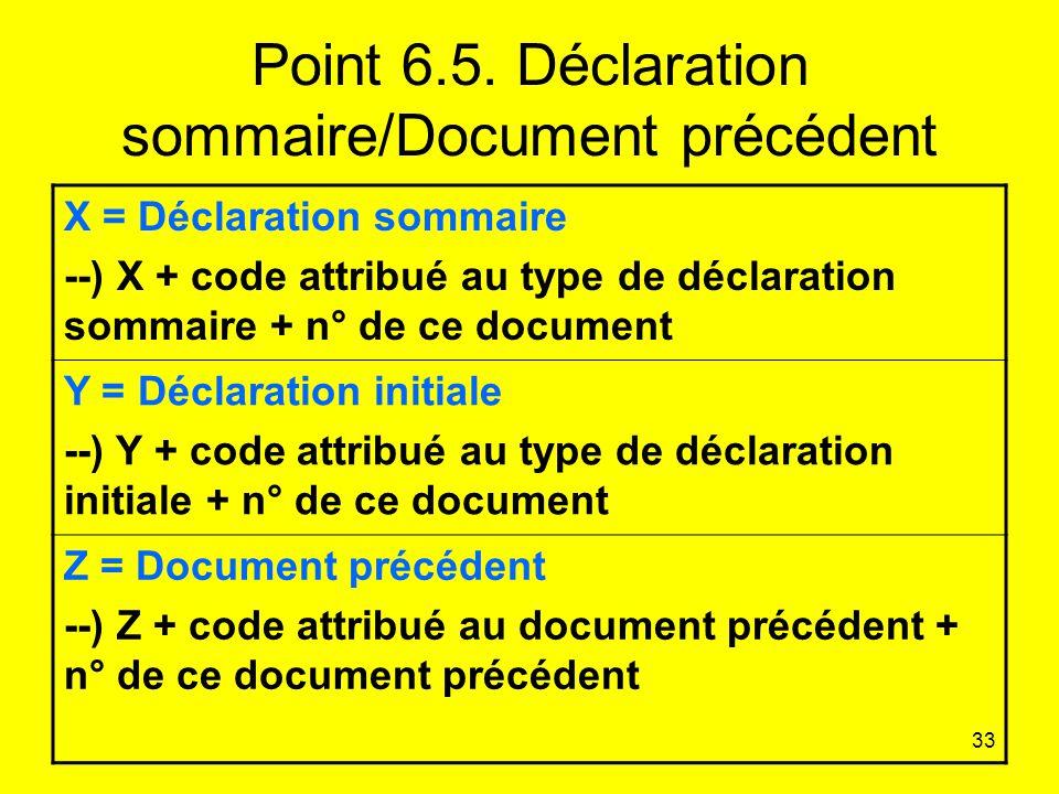 33 Point 6.5.