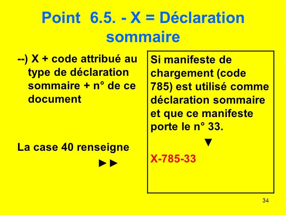 34 Point 6.5.