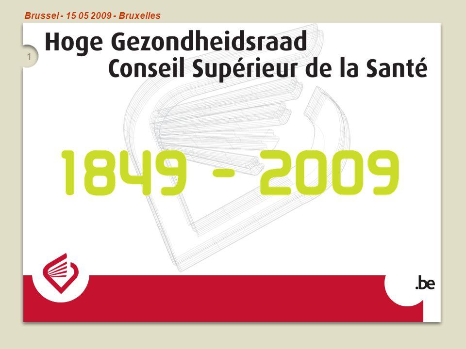 1 Brussel - 15 05 2009 - Bruxelles
