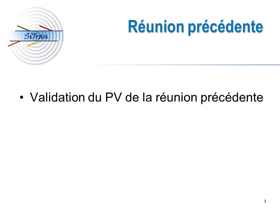 4 Intranet Nouveau e-mail SPOC-SITRAN: SPOC.SITRAN/finbel Intranet: Réunion SPOC http://www.minfin.fgov.be/sitran/calendrier.html