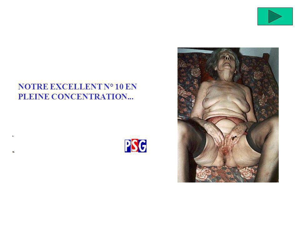 NOTRE EXCELLENT N° 10 EN PLEINE CONCENTRATION...