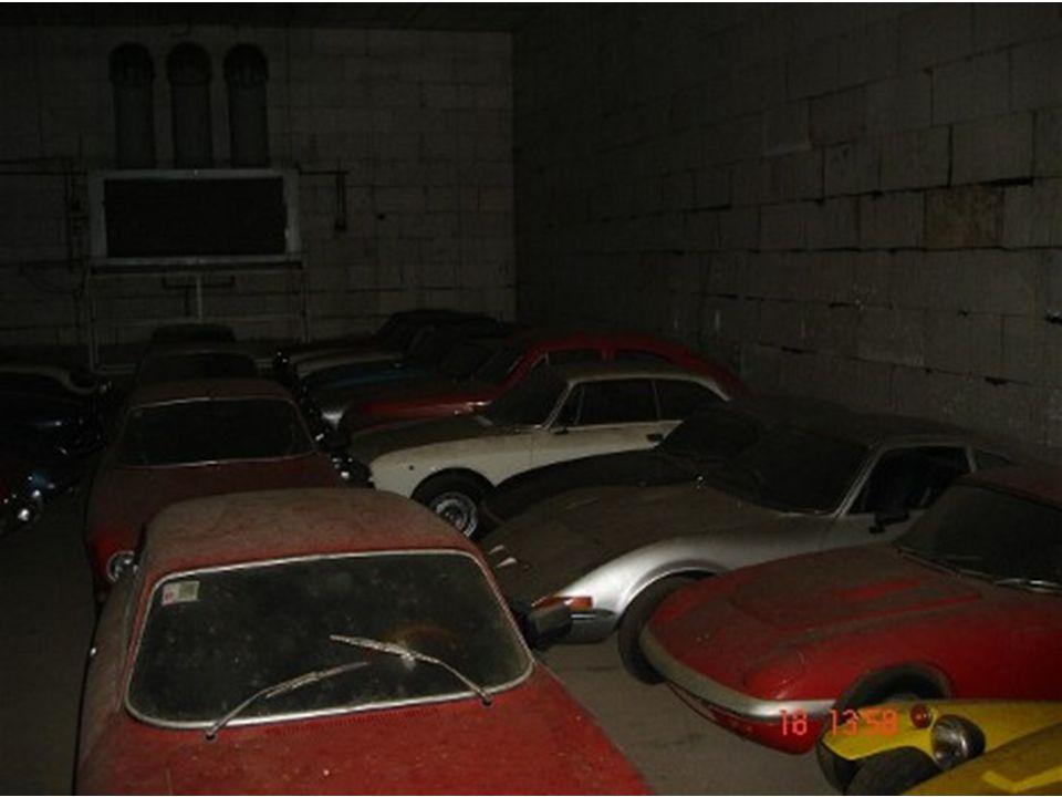 Alfa Giulietta, Lotus Europa, another Lotus Elan FHC, Matra Djet.