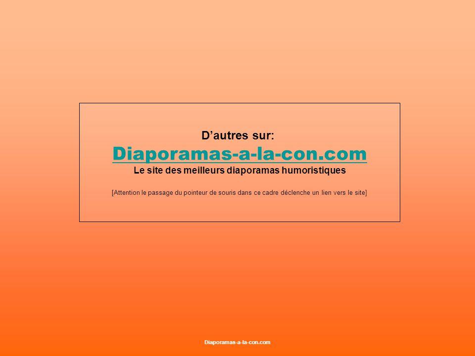 Diaporamas-a-la-con.com Furieux il hurle: Jai toujours du pot, moi! Elles sont neuves et déjà elles ne marchent plus !!!