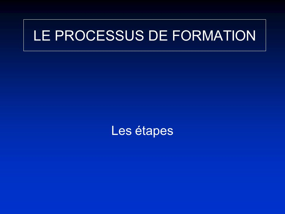 Comment analyse-t-on .Les phases incontournables :.