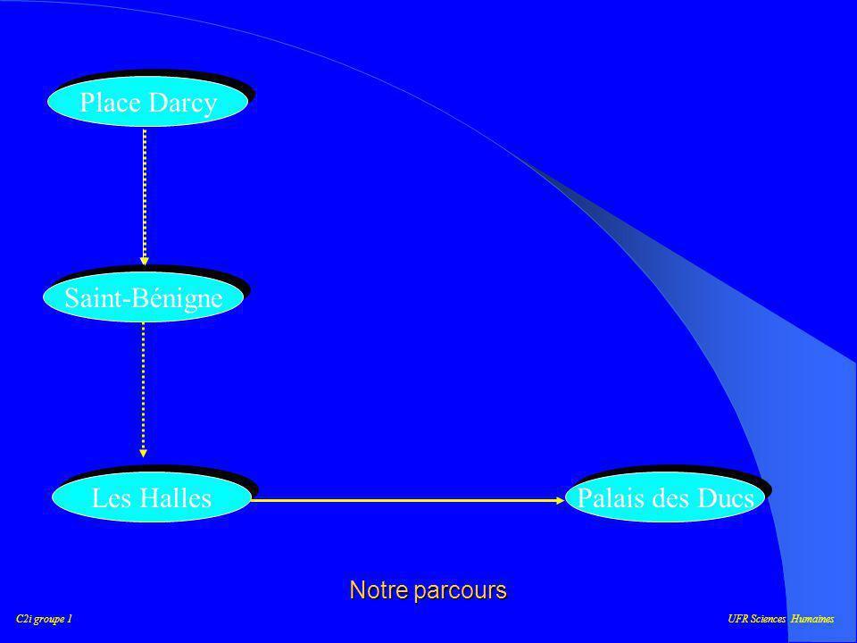 C2i groupe 1UFR Sciences Humaines Le Jacquemart