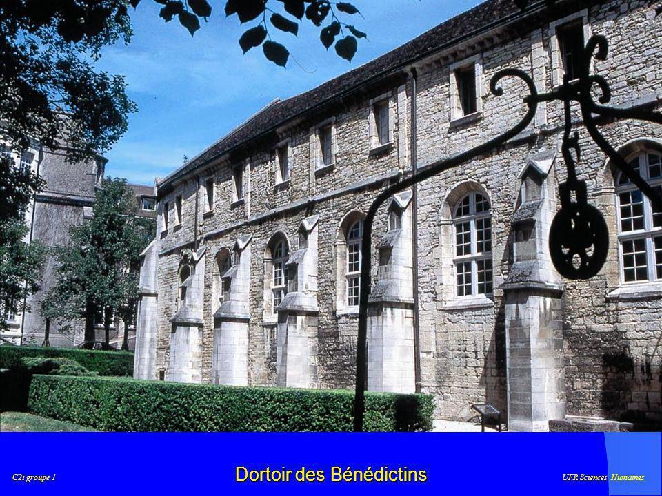 C2i groupe 1UFR Sciences Humaines Saint-Bénigne
