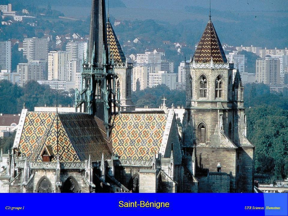 C2i groupe 1UFR Sciences Humaines Notre parcours Place Darcy Saint-Bénigne Les Halles