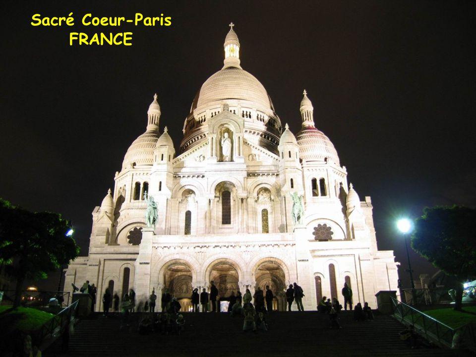 Sacré Coeur-Paris FRANCE