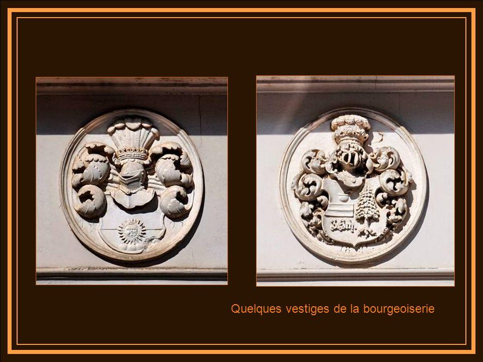 NO ME QUIERES? Un linteau de porte datant de 1624