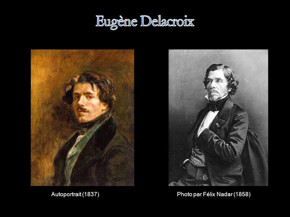 Éloge à Eugène Delacroix « M.