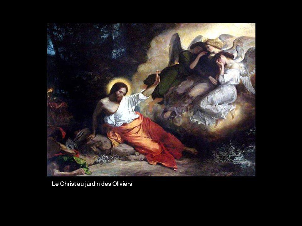 Le Christ dormant pendant la tempête
