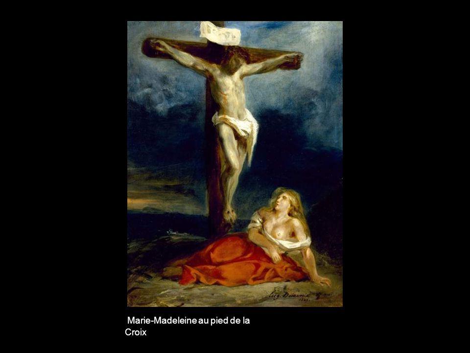 Le Christ sur la croix