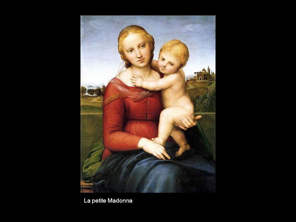 La Madonna et lenfant au poisson