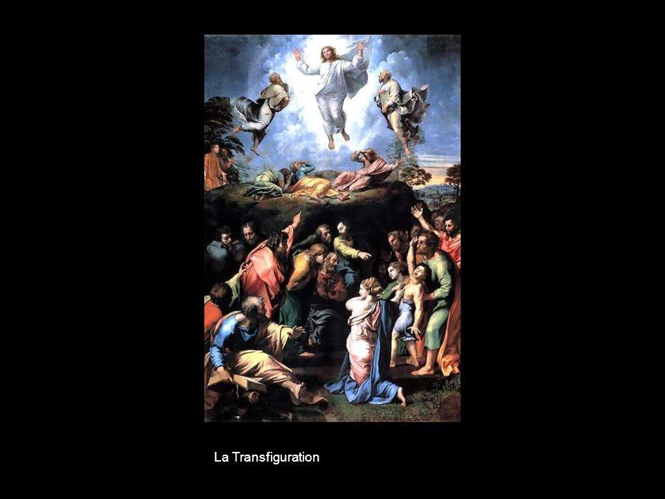 La Vierge avec Joseph et lEnfant