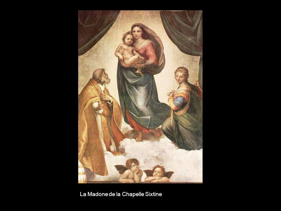 La Vierge et lEnfant