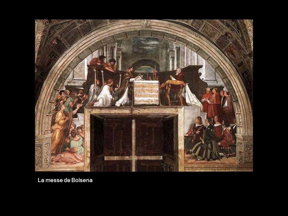La Madone avec lEnfant et Saint Jean-Baptiste jeune