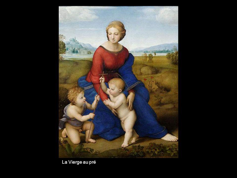 La Vierge au rideau