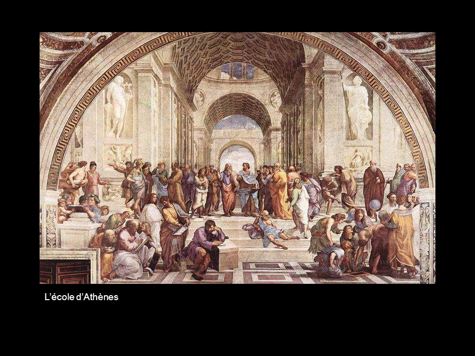 Le triomphe de Galatée