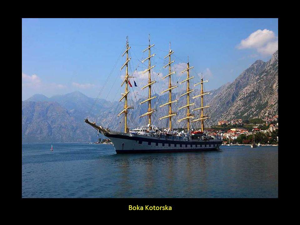 La baie de Kotor, la plus grande baie d'Europe