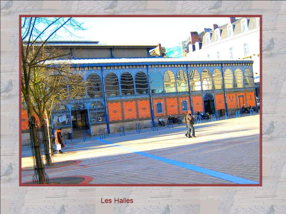 Vous lavez compris, jai été émerveillée par le centre ancien de Limoges.