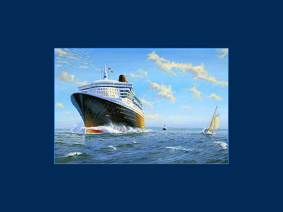 Ce monstre des mers, joyau de la Cunard, comprend un équipage composé dune vingtaine de nationalités.