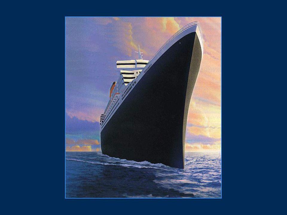 Voici le plus grand navire de tous les temps