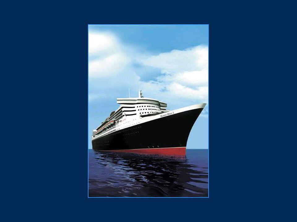 La monnaie officielle à bord du Queen Mary 2 est le dollar américain.