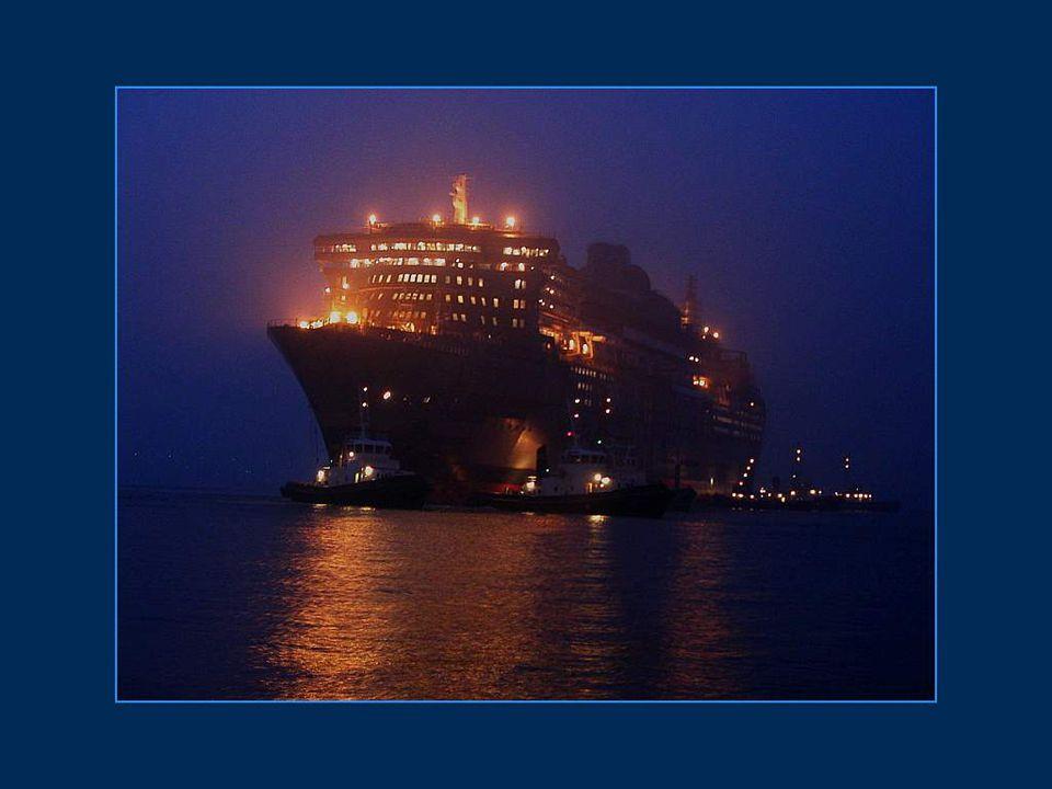 Alors, une petite croisière à bord du Queen Mary 2, ça vous tente