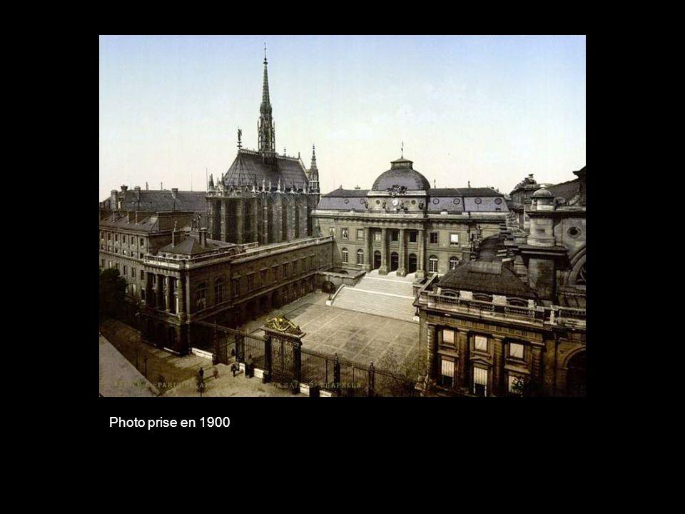 Photo prise en 1900