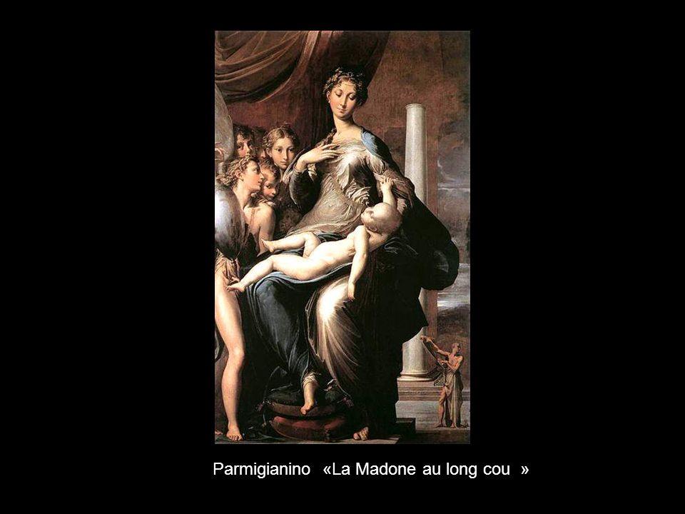 Léonard de Vinci « LAnnonciation »