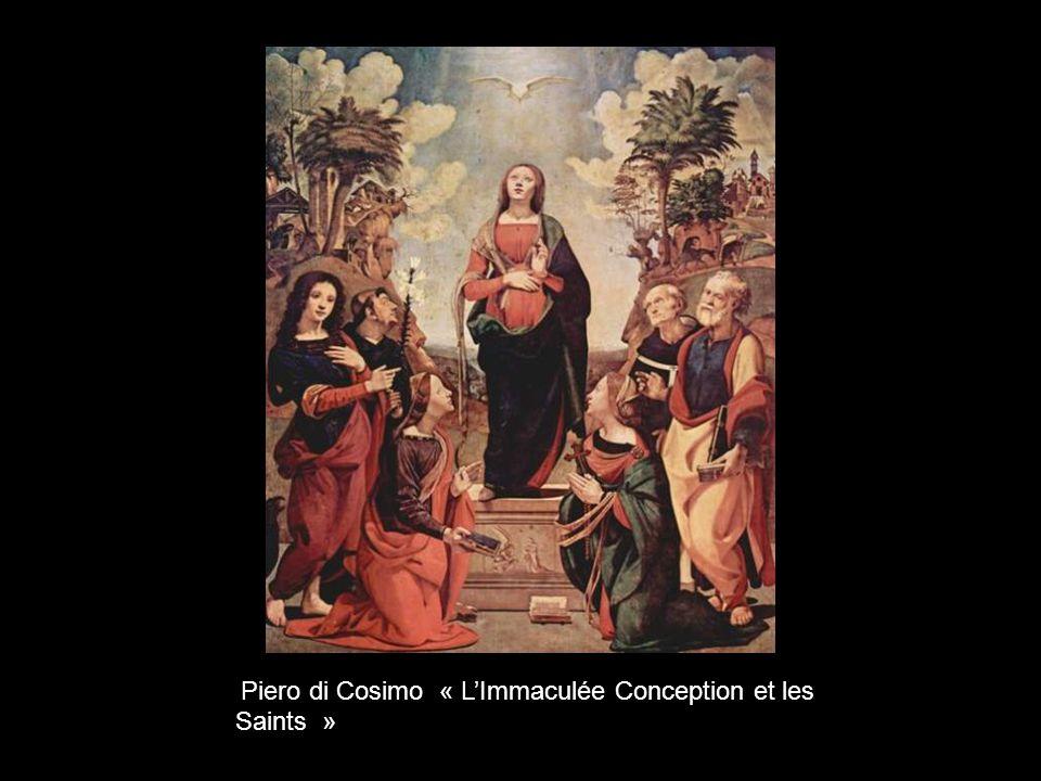 Léonard de Vinci « Le baptême du Christ »