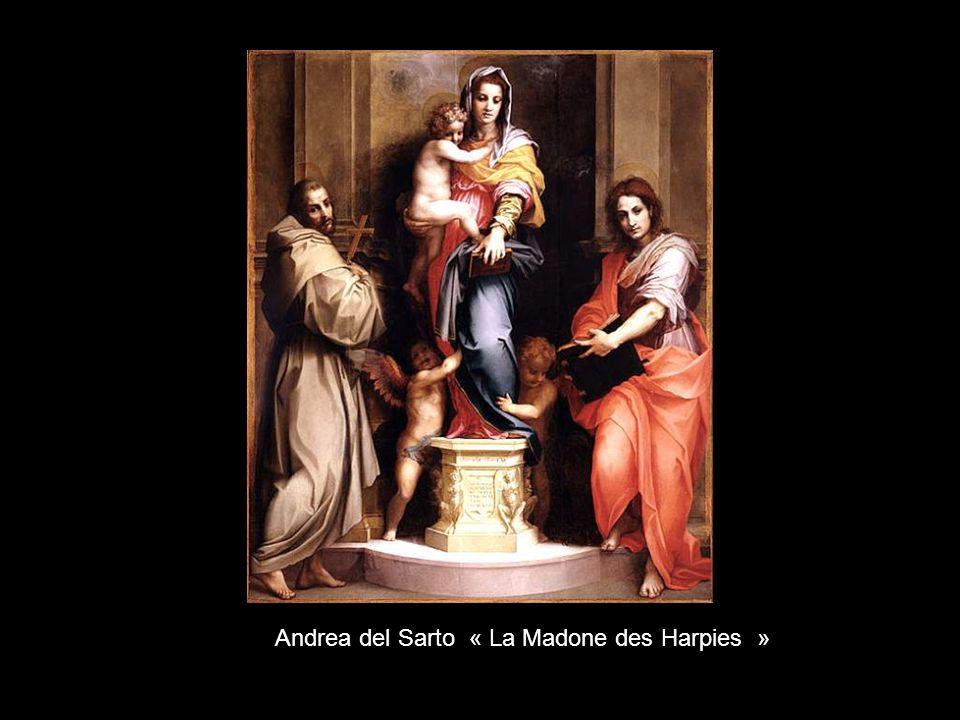 Piero di Cosimo « LImmaculée Conception et les Saints »
