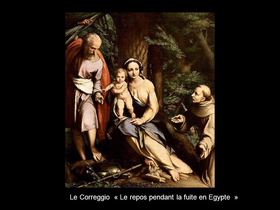 Lorenzo di Credi « Ladoration des bergers »