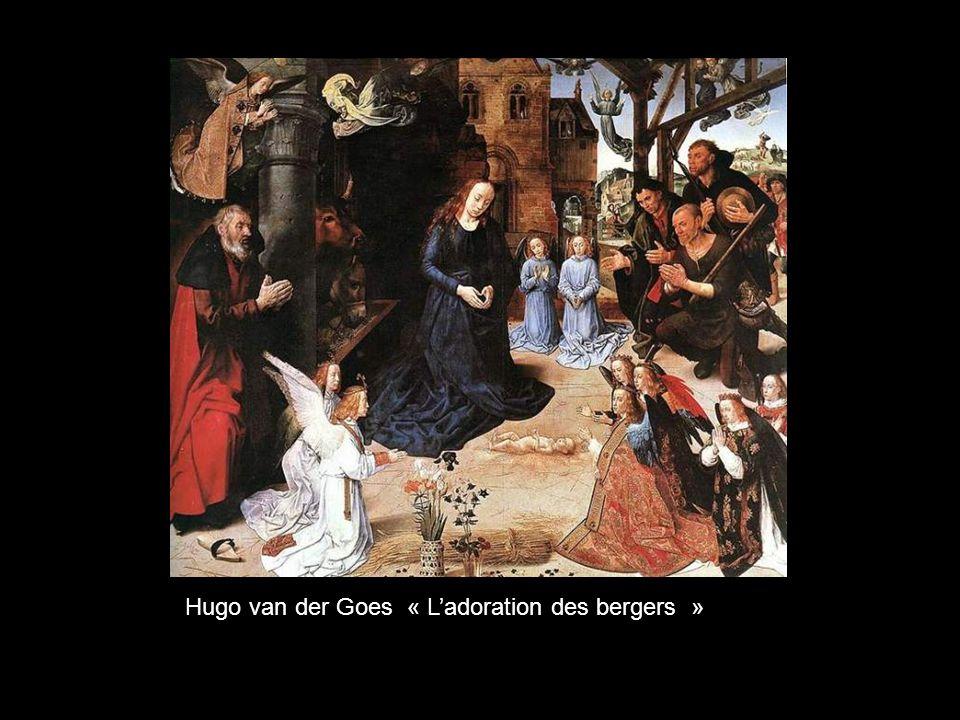Domenico Ghirlandaio « La Madone et lEnfant entourés par les Anges et les Saints »