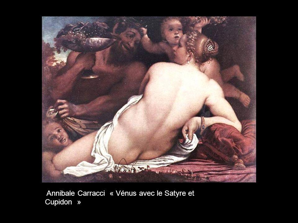 Rosso Fiorentino « Le jeu du Chérubin »