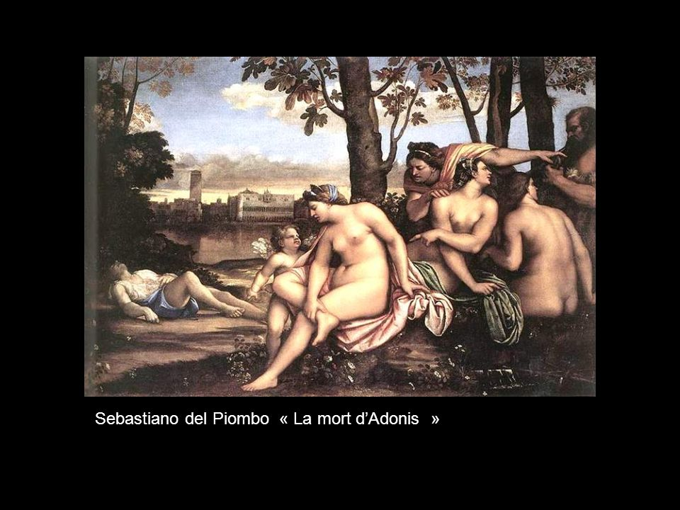 Piero di Cosimo « La libération dAndromède »