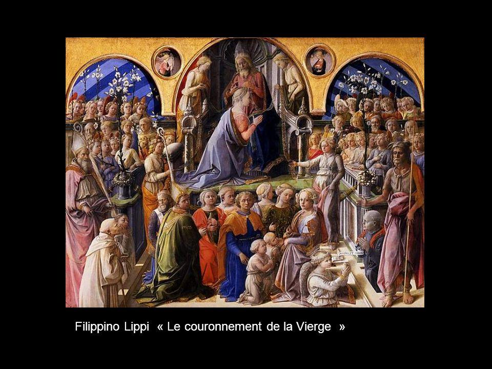 Filippino Lippi « Ladoration des Mages »